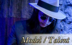 モデル / タレント